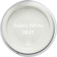 Barely White - Color ID 0021
