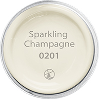 Sparkling Champagne - Color ID 0201