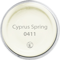 Cyprus Spring - Color ID 0411