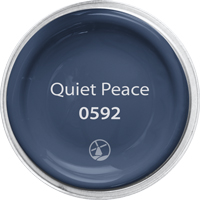 Quite Peace - Color ID 0592