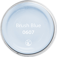 Brush Blue - Color ID 0607