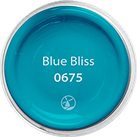 Blue Bliss - Color ID 0675