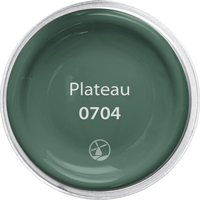 Plateau - Color ID 0704