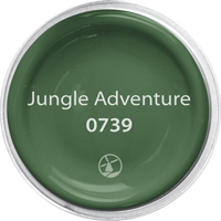 Jungle Adventure - Color ID 0739