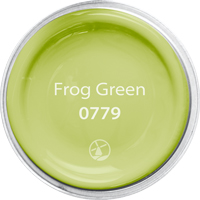 Frog Green - Color ID 0779
