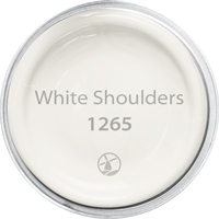 White Shoulders - Color ID 1265