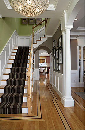Home Color Schemes creating a cohesive color scheme for your home | diamond vogel