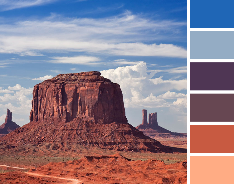Wall Colour Inspiration: 2013 Fall Color Trends