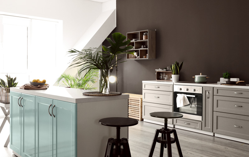 Delicious Delights Modern Kitchen Inspiration