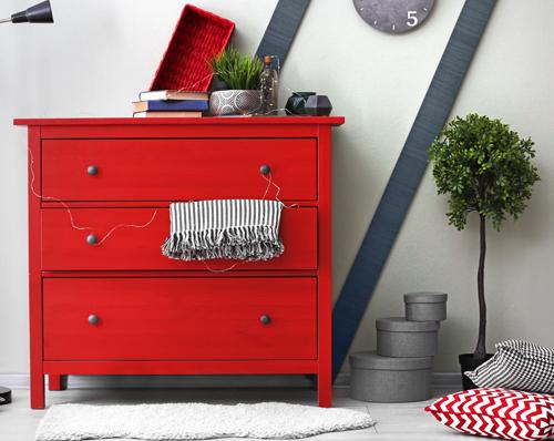 Holiday Countdown Dresser Inspiration