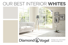 Best Interior Whites