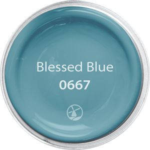 Blessed Blue
