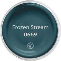 0669 Frozen Stream