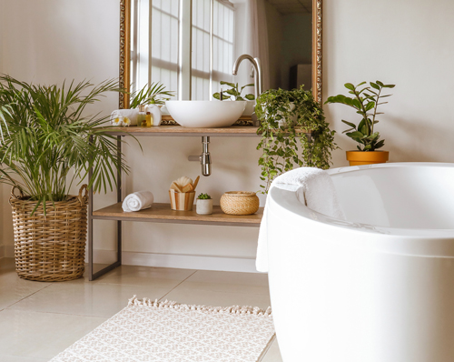 Take a Moment Tub Inspiration