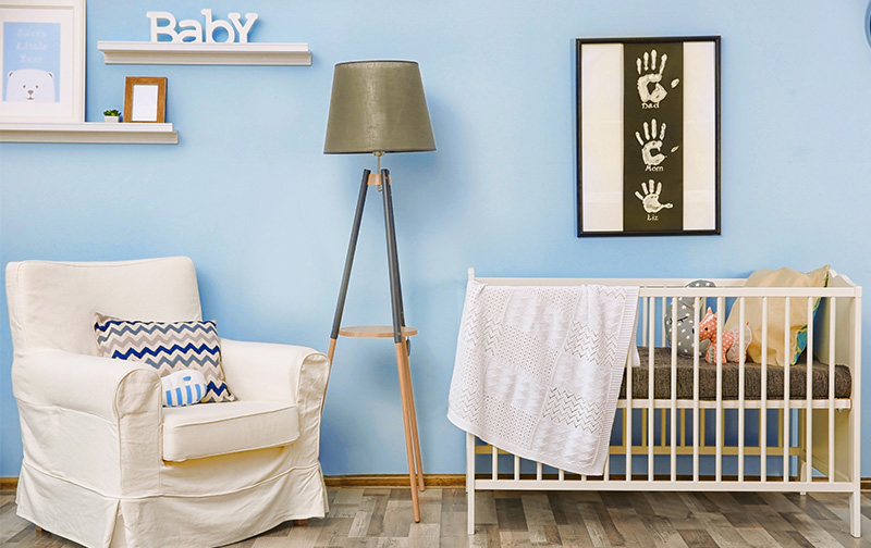 Marzena Dream (light blue) Nursery