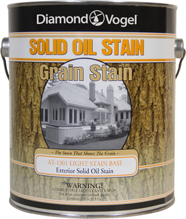 Grain Stain Solid Oil Stain