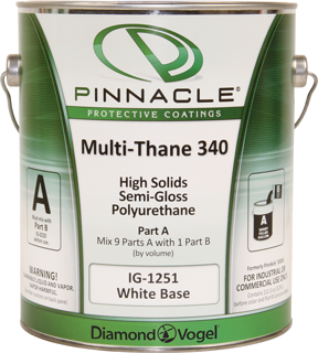 Multi-Thane 340 High Solids Polyurethane