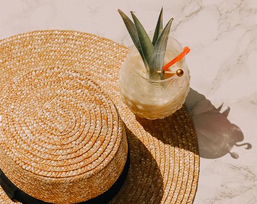 Scorched Sun Hat Inspiration