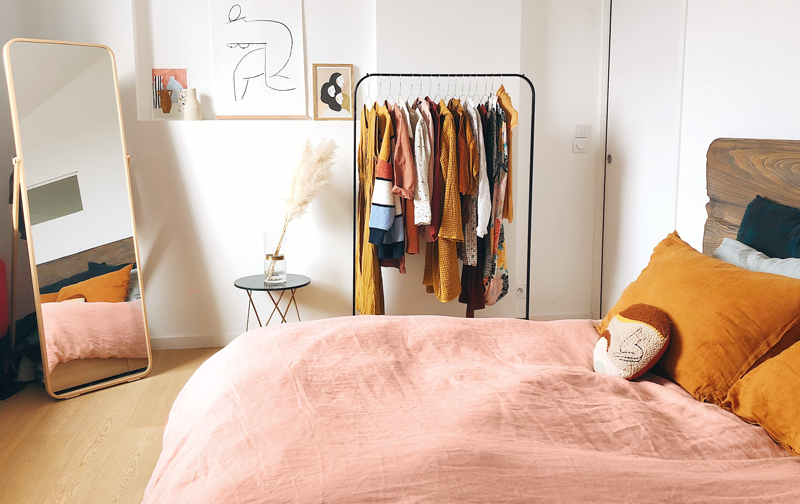 Small is Beautiful Bedroom Inspiration