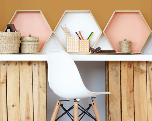Small is Beautiful Desk Inspiration 2