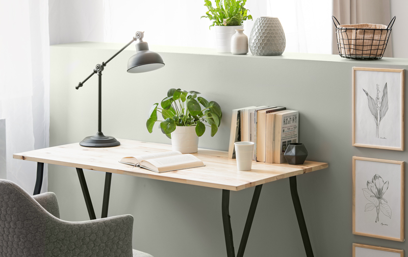 Think Green Office Inspiration