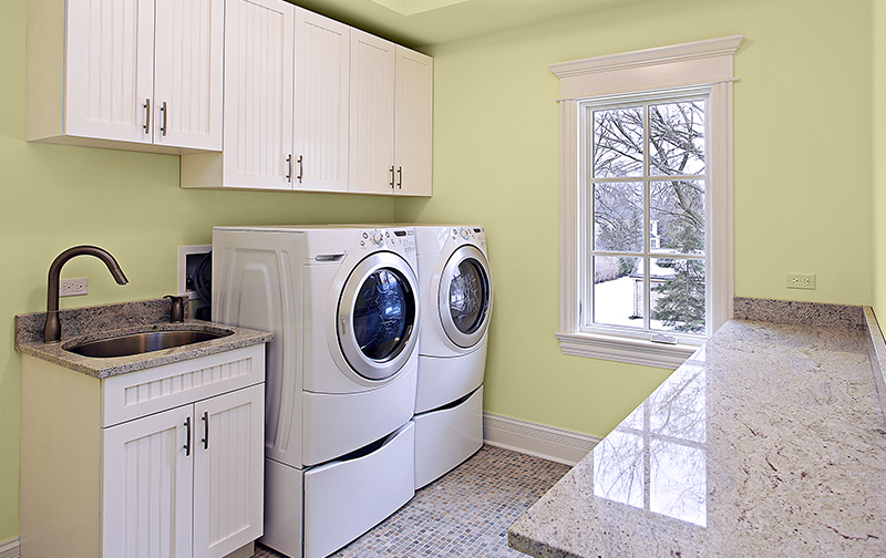 Top Paint Colors For Your Laundry Room