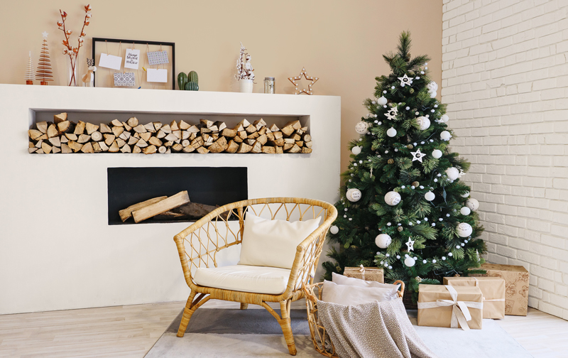 Winter Warmth Christmas Tree Inspiration
